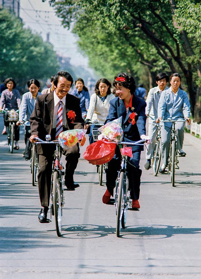 1984年 幸福之路  崔博谦  摄影.jpg