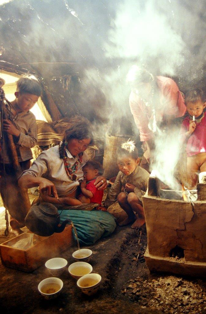 1988年,甘南藏区。 渠晋湘摄影 (1).jpg
